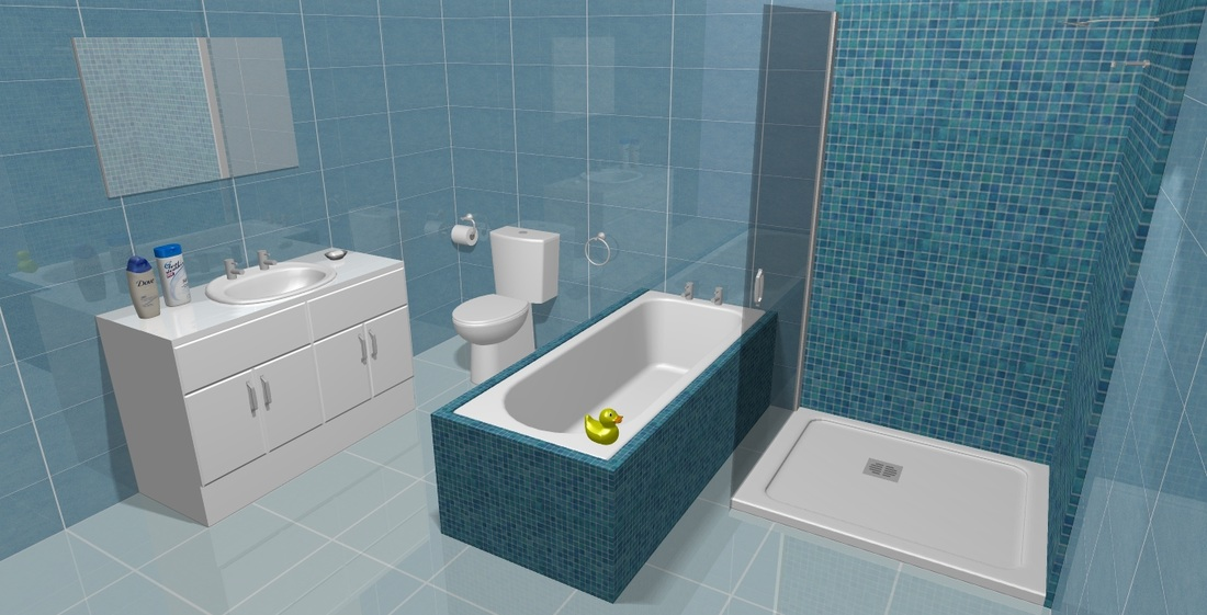 Bathroom Interior Design App